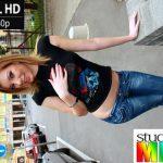ルーマニア出身のエロい美人さんと生ハメ・・・ ドナベル studio MFK HEY動画