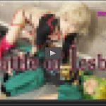 Battle of lesbian〜ゆりあちゃんとめいちゃん〜2 めい ゆりあ お姉さん レズのしんぴ 40921135