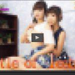 Battle of lesbian〜ありさちゃんとめいちゃん〜1 ありさ めい レズ レズのしんぴ 40921142